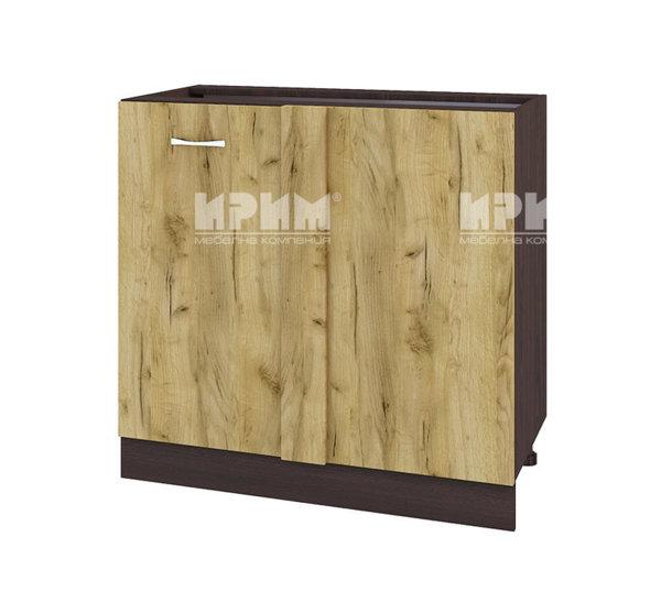 Шкаф за долен ред ъглов 100 см - БДД-142